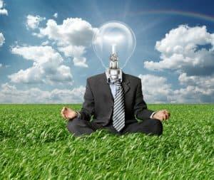 zesde zintuig energie meditatie zingeving