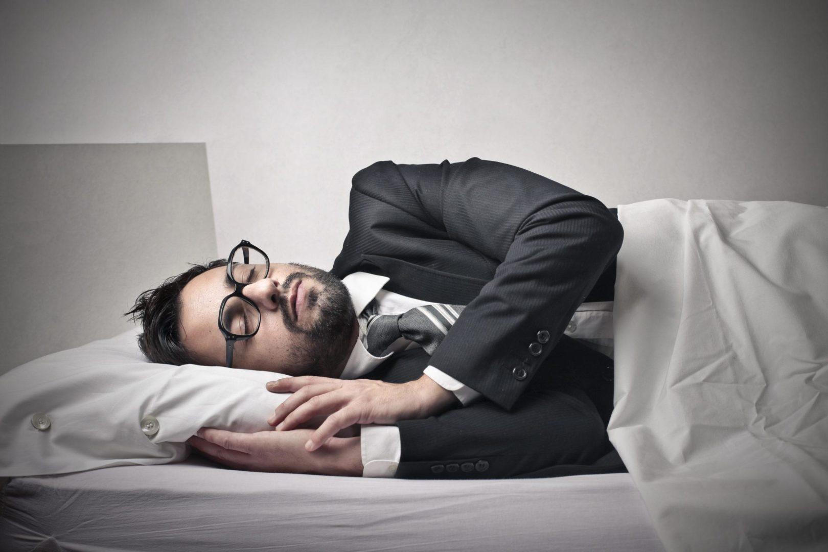 Voor als je niet kunt slapen ('s nachts óf overdag)